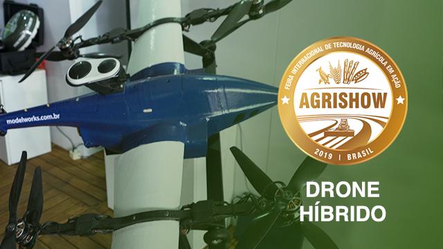Drone Híbrido – Model Works