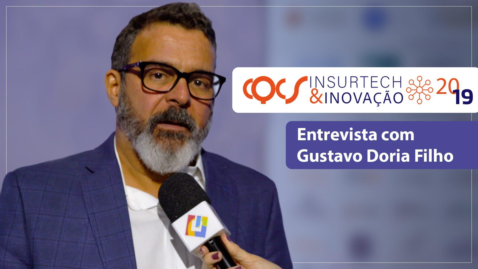 Gustavo Doria Filho CQCS Insurtech & Inovação 2019
