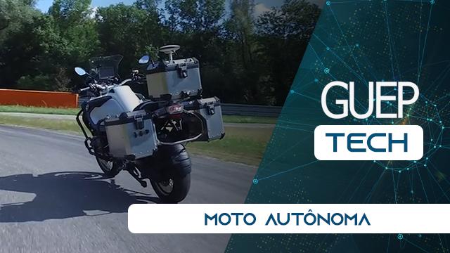 Guep Tech – Moto Autônoma