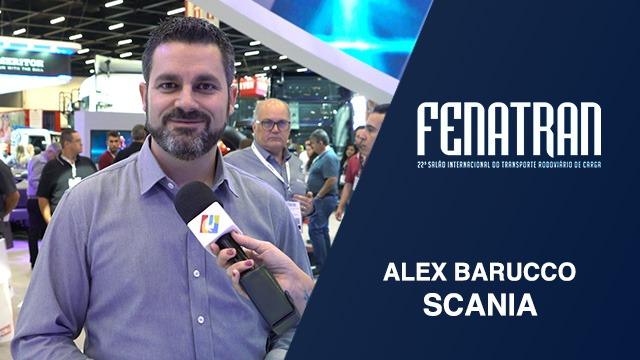 Alex Barucco – Scania | Head Connected Services