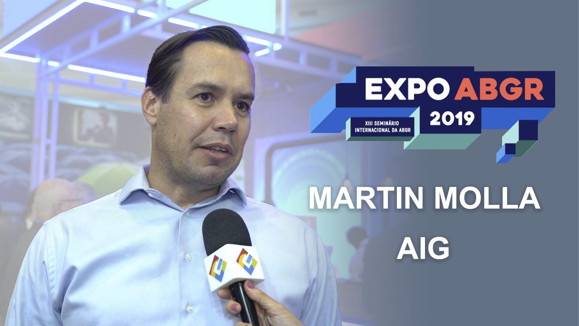 Martin Molla – AIG / ABGR