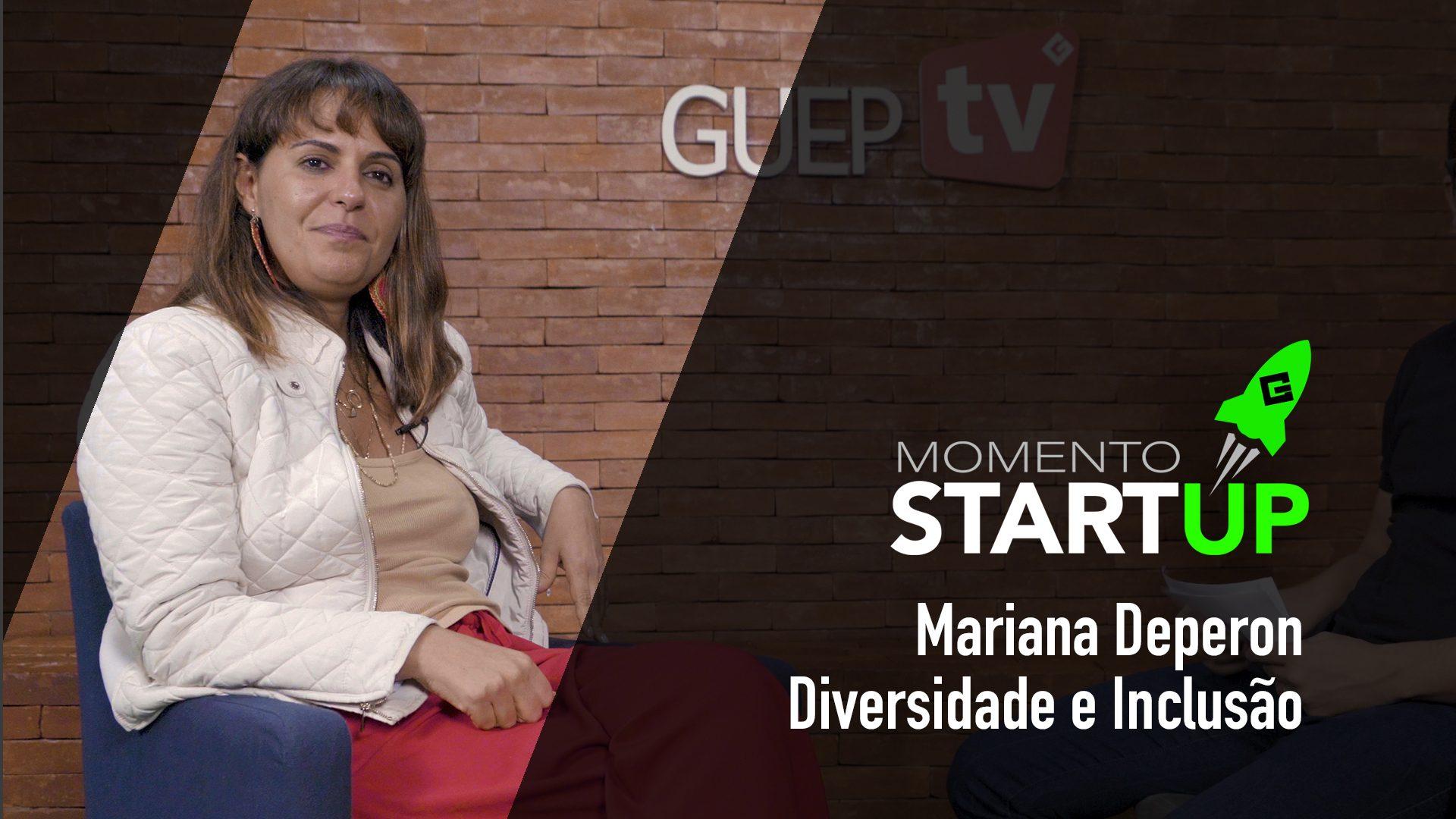 Mariana Deperon – Diversidade e Inclusão